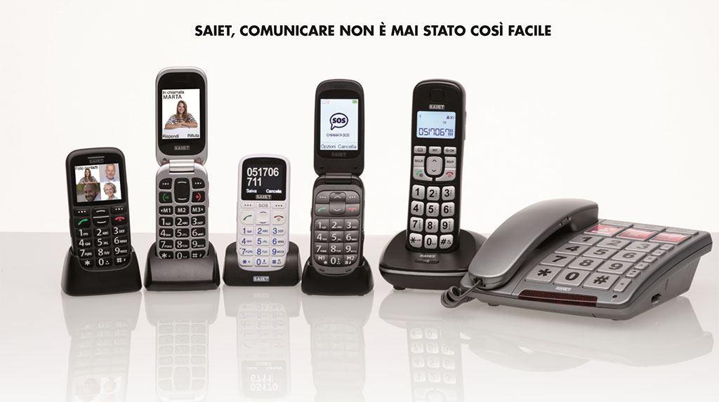 cellulari con tasti grandi