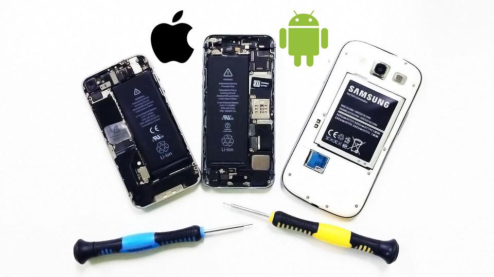 riparazione smartphone genova